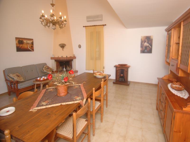 Bilder von Sizilien Nordküste Villa Villa_Valery_Castellammare_del_Golfo_31_Wohnraum