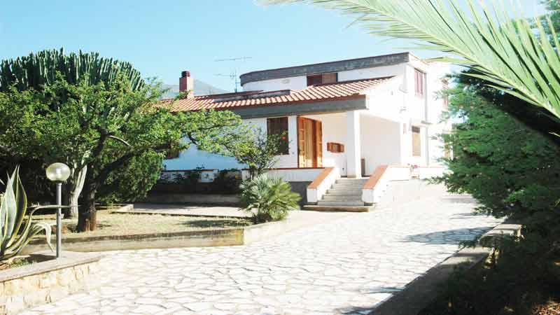 Bilder von Sizilien Nordküste Villa Villa_Valery_Castellammare_del_Golfo_55_Haus