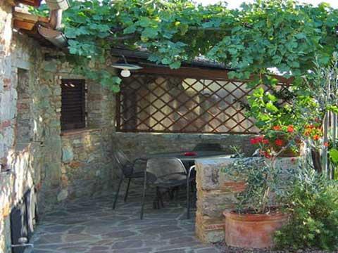 Bilder von Chianti Ferienwohnung Villa_di_Sotto_6_Castelnuovo_Berardenga_10_Balkon