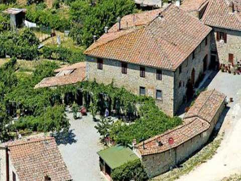 Bilder von Chianti Ferienwohnung Villa_di_Sotto_6_Castelnuovo_Berardenga_20_Garten