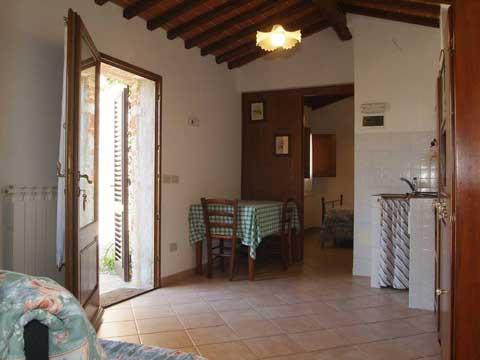 Bilder von Chianti Ferienwohnung Villa_di_Sotto_6_Castelnuovo_Berardenga_35_Kueche