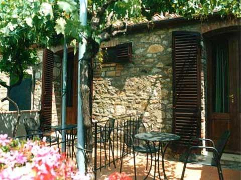 Bilder von Chianti Appartamento Villa_di_Sotto_7_Castelnuovo_Berardenga_10_Balkon