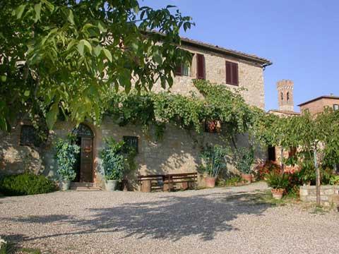 Bilder von Chianti Appartamento Villa_di_Sotto_7_Castelnuovo_Berardenga_11_Terrasse