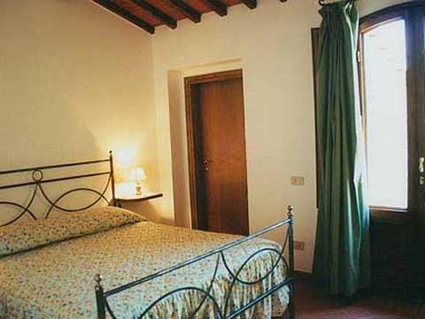 Bilder von Chianti Appartamento Villa_di_Sotto_7_Castelnuovo_Berardenga_45_Schlafraum