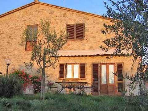 Bilder von Chianti Ferienwohnung Villa_di_Sotto_8_Castelnuovo_Berardenga_10_Balkon