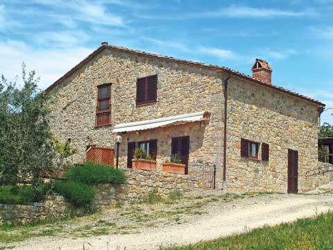Bilder von Chianti Ferienwohnung Villa_di_Sotto_8_Castelnuovo_Berardenga_11_Terrasse