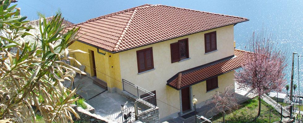 Villa mit 2 Wohnungen