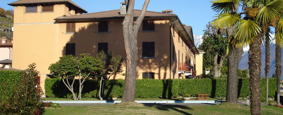 Wohnung in Villa