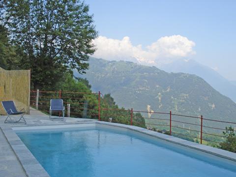 Bilder von Comer See Hotel Agriturismo B&B Zertin_Typ_1_Peglio_16_Pool