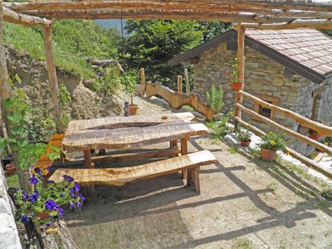 Bilder von Comer See Hotel Agriturismo B&B Zertin_Typ_1_Peglio_20_Garten