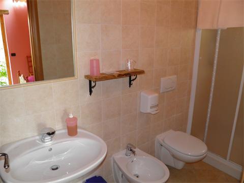 Bilder von Comer See Hotel Agriturismo B&B Zertin_Typ_1_Peglio_50_Bad