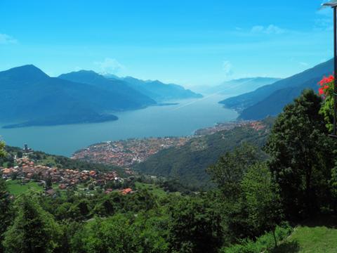 Bilder von Lago di Como Agriturismo B&B Zertin_Typ_5_Peglio_25_Panorama