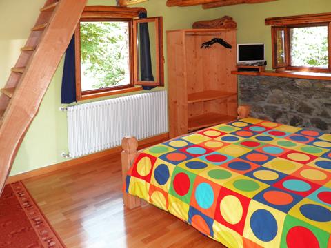 Bilder von Comer See Hotel Agriturismo Zertin_Typ_5_Peglio_40_Doppelbett-Schlafzimmer