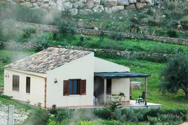 Bilder von Sizilien Nordküste Villa dei_Limoni_Castellammare_del_Golfo_55_Haus