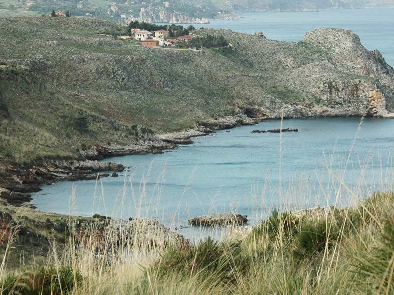 Bilder von Sizilien Nordküste Villa dei_Limoni_Castellammare_del_Golfo_65_Strand