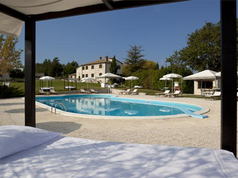 Bilder von Adriatic Sea Holiday home del_Sidro_Arcevia_15_Pool