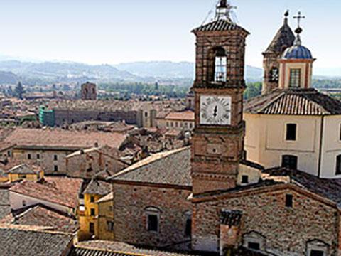 Città di Castello Ort