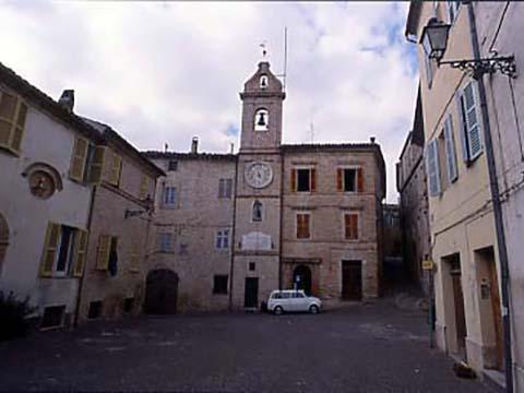 Monte Rinaldo Ort