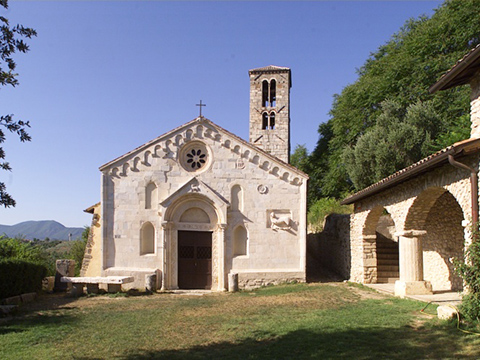 Santa Vittoria in Matenano Ort