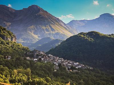 Bild von Abruzzen Region