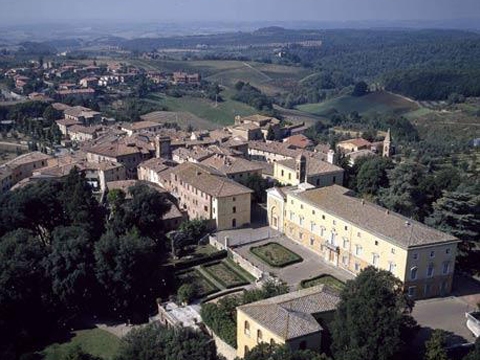 Castelnuovo Berardenga Ort