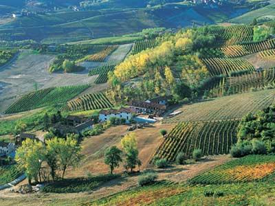 Bild von Piemont Region
