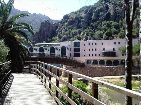 Santa Maria Coghinas Ort