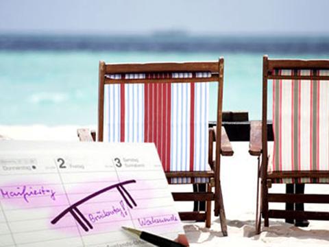 Urlaubs Planung