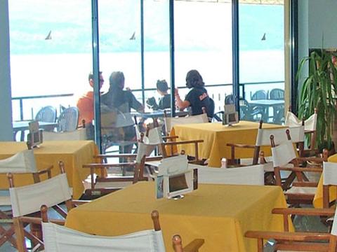 Restaurant Lacanottieri