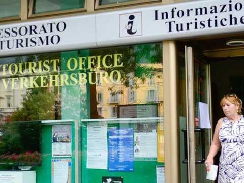 Touristen Infobüros