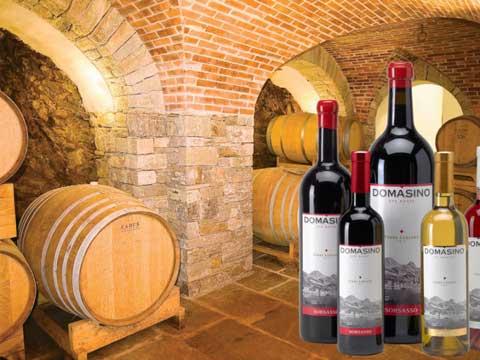 Weine und Weinkellereien
