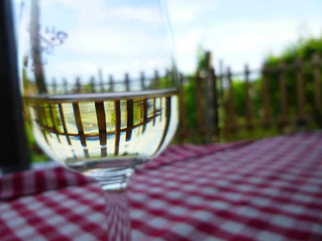 Bild von Herbsturlaub mit Weindegustation