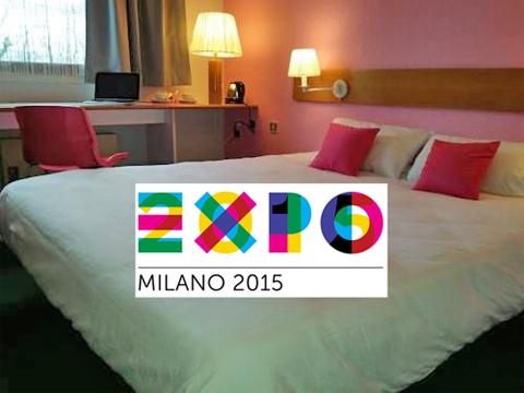 Expo 2015 ideale Unterkünfte