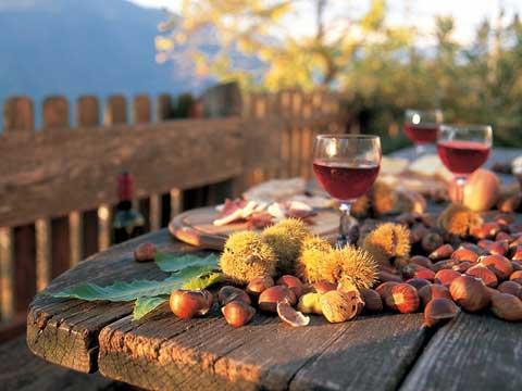 Bild von Herbsturlaub