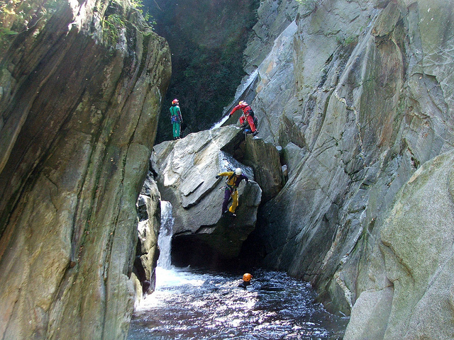 02_Activity_Canyoning in Val Bodengo