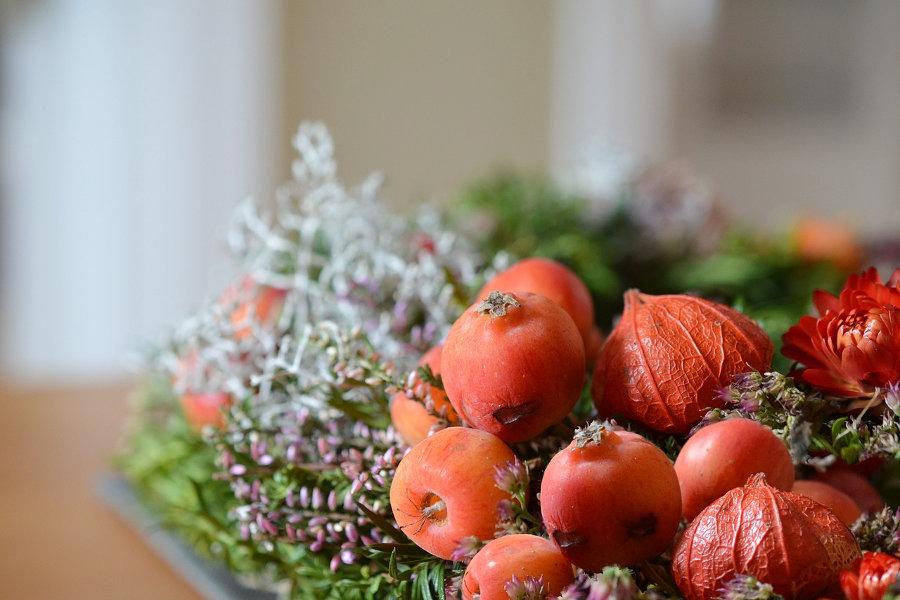Ridecorare la tua casa vacanze per l'autunno