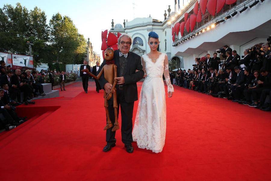 Il festival del cinema di Venezia